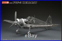 1/48 F6F-5 Hellcat Full Structure PE Detail Model Kit Jasmine Model 202006