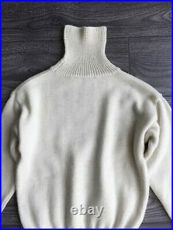 1940's Sweater WW2 RAF Jumper Submariner Royal Navy Sweater WW2 repro sz S
