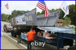 1965 U. S. Navy Landing Craft LCVP, Vietnam-Era Higgins BoatNavy Hull # 36VP6514