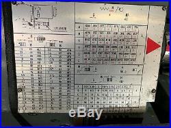 1980 Leblond Makino 19 X 54 Engine Lathe 3 Thru Hole U. S. Navy Surplus