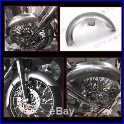 21 WHEEL 120-140 Tires 6 Width Front Fender For Harley Electra Glide Road King