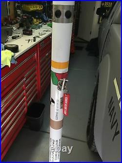 AIM-9 Sidewinder Replica Missile Running Board 4 Truck ORDINANCE Custom NAVY