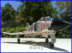 Air Commander F-4J Phantom II USN VF-96, NG100 Showtime 100, Vietnam, 1972 1/72