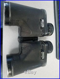 Bausch & Lomb Mark 41 US Navy WWII 7x50 Field Binoculars