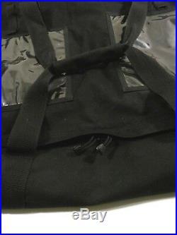 Blackhawk or LBT Large Loadout Deployment Kit Bag Black U. S. Navy SEAL DEVGRU