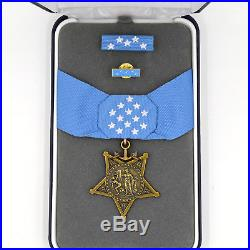 Boxed US Medal Badge WW2 Order Orden Order of Medal Honor of Navy Rare