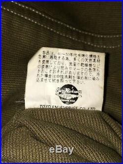 Buzz Rickson N1 USN Deck Jacket