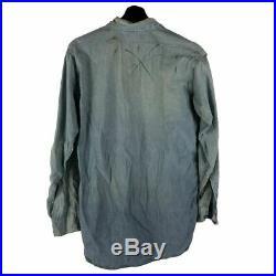 C1940 US Navy Chambray Work Shirt USN