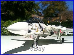 Century Wings F14A Tomcat USN VF-84 Jolly Rogers, USS Nitmitz, Landing Config