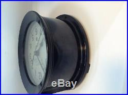 Chelsea WW2 Zig Zag US Navy Course Clock 14E WWII