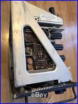 Collins R-648/ARR-41 U. S Navy Ham Radio Receiver (Updated With Interior Pics)
