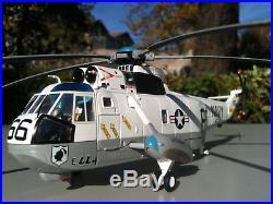 Corgi Sea King Helicopter USN 1969 Apollo 11 Recovery, Sea King & Apollo Capsule