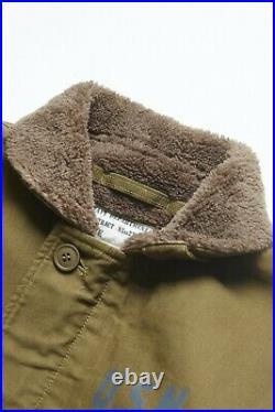 Deadstock USN N1 Deck Jacket