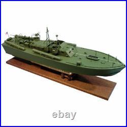 Dumas Products Inc. 1/30 U. S. Navy PT-109 Boat Kit 33