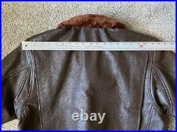 Eastman Leather M-422A USN Jacket size 44 NWT