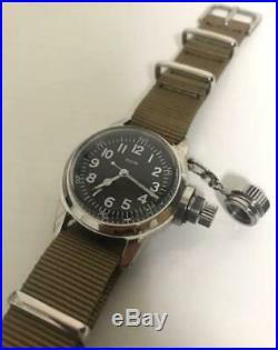 Elgin Vintage Watch WW2 USN Antique Mechanical ow4309