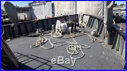 Ex USN YP 676 class training vessel