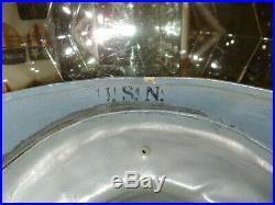 Fl-15 WW 2 US Navy MK-2 USN Talker Helmet withchinstrap Death Star IR17T