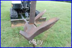 Fluke Anchor for USN made by Baldt made in 1977 weighs 2200 lbs