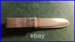 Genuine Ww2 Military Issue Us Navy Camillus Usn Mark 1 Combat Knife 5 Blade