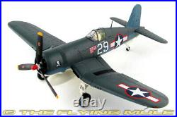 Hobby Master 148 F4U Corsair USN VF-17 Jolly Rogers Ira Kepford White 29