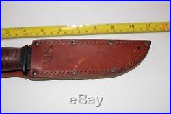 KA-BAR USA MK1 MARK1 U. S. Navy USN SURVIVAL BOWIE KNIFE Olean NY