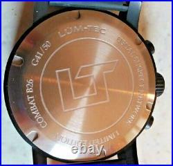 LUM TEC B26 USN Special Edition