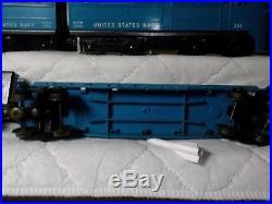 Lionel U. S. Navy Diesel Freight Set 027 1960