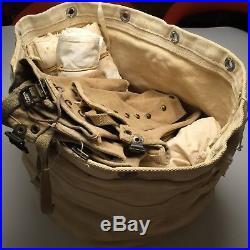 Lot of WW2 WWII US Navy Crackerjack Pants, Thermal Underwear, Bags, Shoe Covers