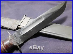 MINT WWII US Navy Mk2 Fighting Knife USN Mark 2 Camillus Blade Mark Seabee