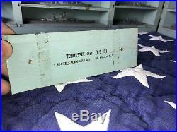 Massive WW2 U. S. Navy 5-a cast South Salem Studios Miniature ships models 45 pcs