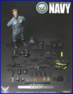 Mini Times 1/6 Scale Action Figure Toy U. S. Navy The Last Ship Soldier Box M007