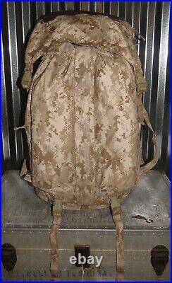 Mystery Ranch AOR1 Desert SATL Assault Pack SOCOM Ruck Navy SEAL S. A. T. L