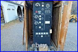 New In Crate 1943 WW II Aircraft Carrier TAJ-19 US Navy Ship Radio Transmitter