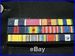 OhRah! Historical Dress Blue Uniform of Navy Cross Nicaragua Legion of Merit WW2