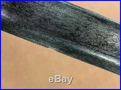 Original 1861 USN Civil War Ames Mfg Naval cutlass sword US Navy M1860