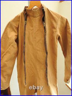 Original Military WW2 ATS Womens Overalls Jumpsuit Double Zip Uniform Navy(4472)