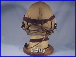 Original WW II U. S. Navy FLYING HELMET