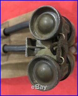 Original WW2 US Navy M1926 Infltable Flotation BeltRareD-Day