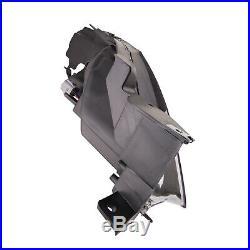 PERDE Chrome Projector Headlight Set For 2007-2011 Mazda CX-7 Halogen Models