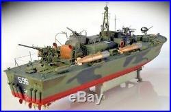 Pro Built model U. S Navy Elco 80 Torpedo Boat WWII ship 1/35 (pre order)