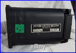 RARE! USN USMC A-4 Skyhawk Attitude Indicator Gauge Instrument Type AN/AJB-3