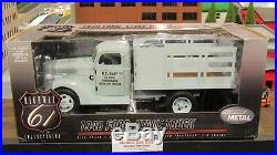Rare Dcp #50321 Highway Hwy 61 U. S Navy 1940 Ford Stake Flat Bed Truck 116/cl