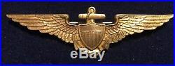 Rare WW1 US Navy Pilot Wing