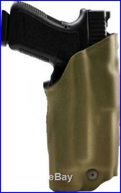Safariland 6378USN-2832-731 Multi Cam Glock 19/23 RH ALS Belt CCW Holster