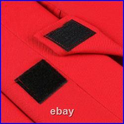 Single Navy Blue Sleeper Chair/Seat/Folding Foam Bed 70x23x5 1.2LB White Foam