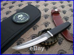 Timberline Vaughn Neeley Knife / Custom Tanto #17 / Usn Ltd Ed. / Last One
