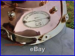 U S Navy Mark Copper Brass Solid Antique Divers Diving Helmet DECORATIVE GIFT