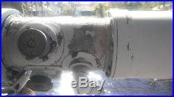 U. S. Navy Submarine Range Finder Telescope Naval Destroyer Nautical Antique