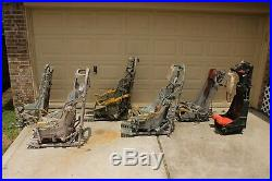 ULTRA RARE 1950s USAF / USN Fighters Set of EJECTION SEATS! 6+ Ejection Seats